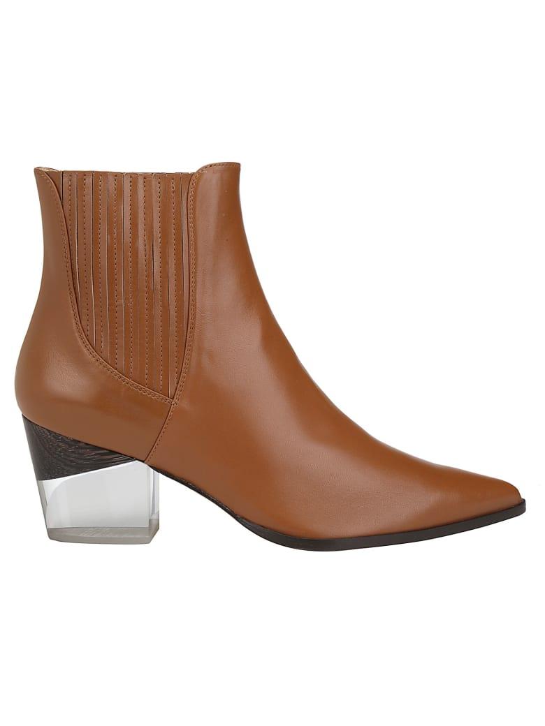 Alexandre Birman Bravo Boot - Cognac