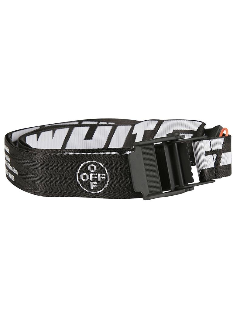 Off-White 2.0 Industrial Belt - Black/White