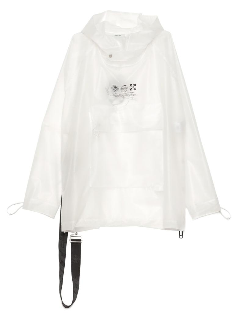 Off-White Jacket - Trasparente