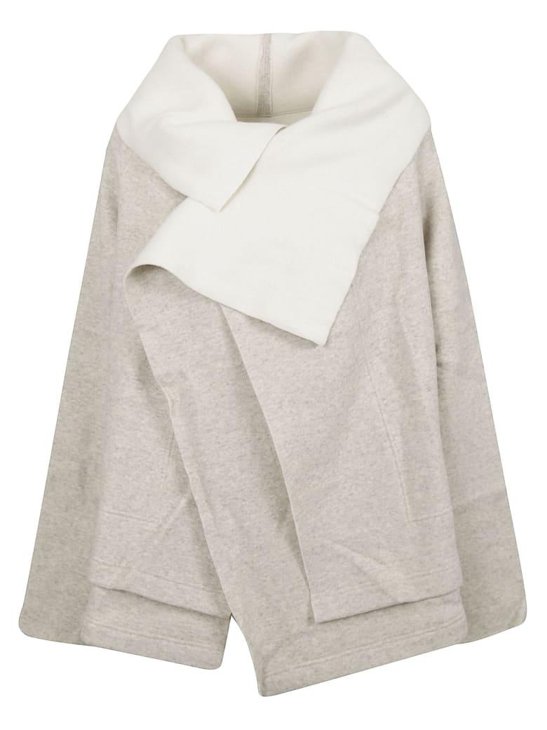 Y's Cape Style Jacket - Beige