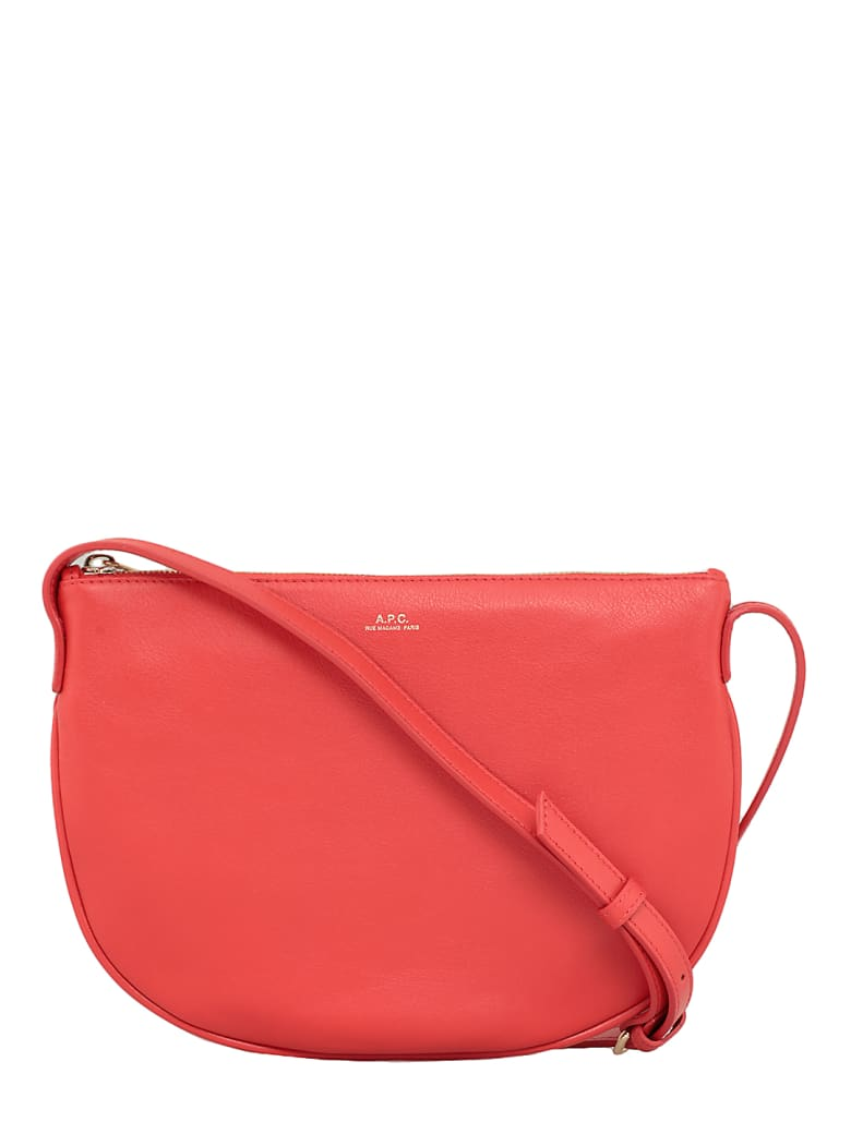 A.P.C. Maelys Bag - ROUGE VIF