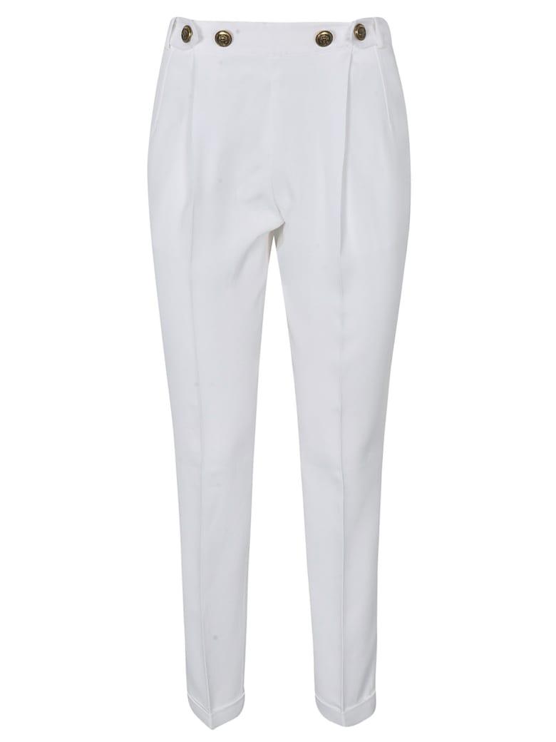 Philosophy di Lorenzo Serafini Slim-fit Trousers - White