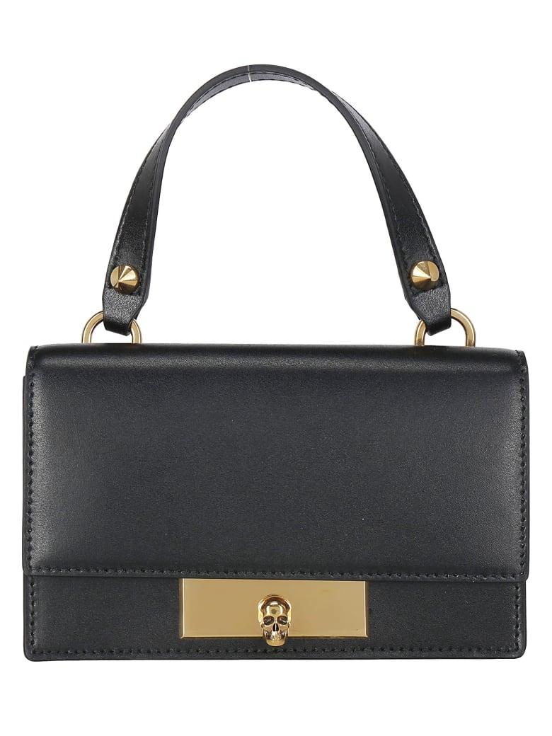Alexander McQueen Shoulder Bag - Black