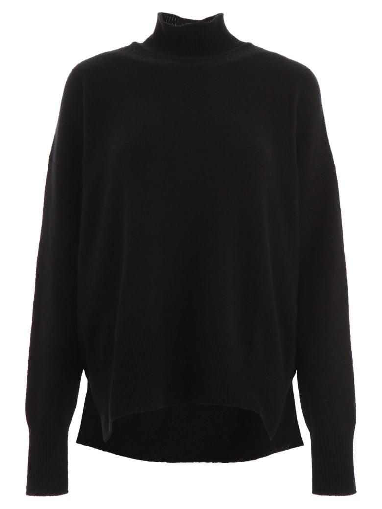 Jil Sander Cashmere Pullover - BLACK (Black)