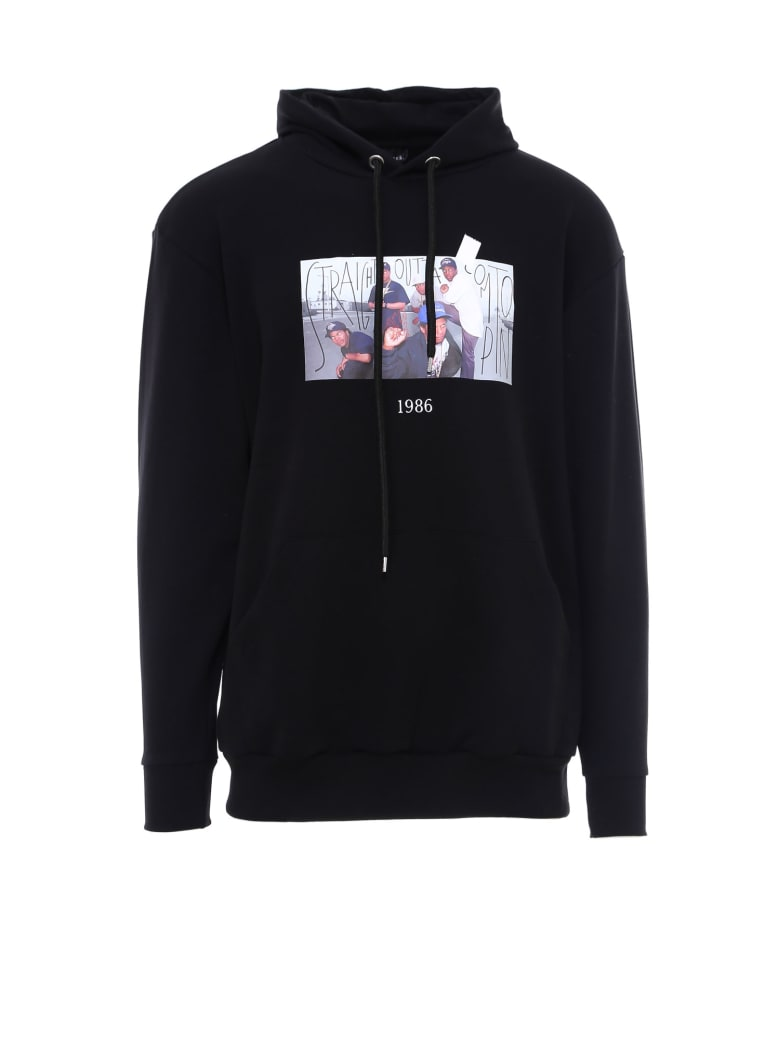 Throwback Compton Sweatshirt - Black