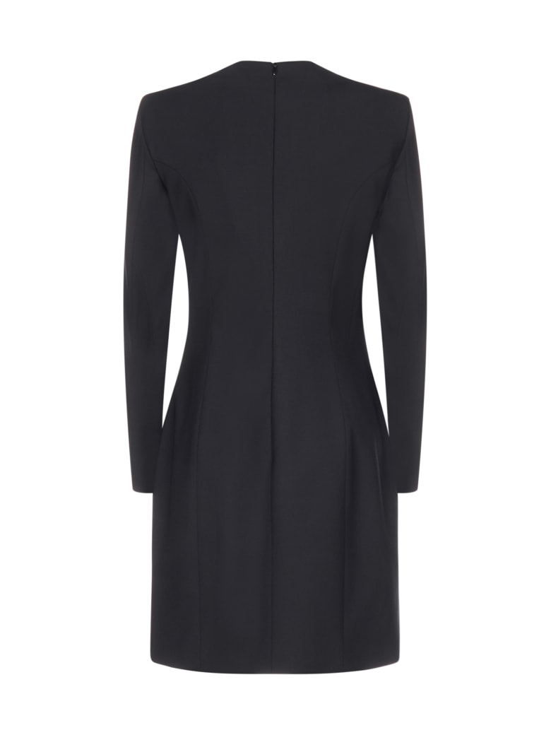 Dsquared2 Zipped Split Dress - 900