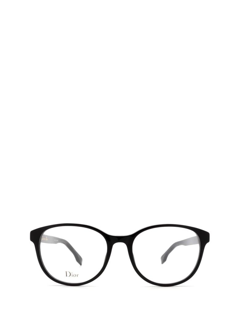 Dior Dior Dioretoile1 Black Glasses - 807