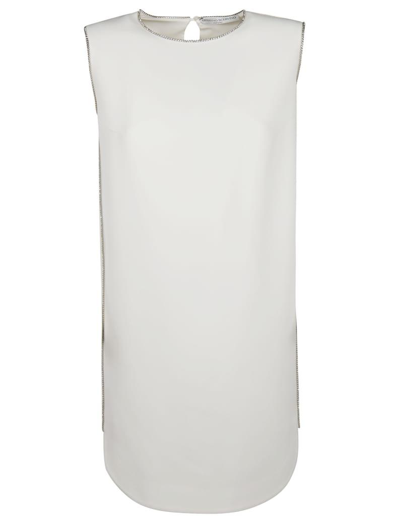 Ermanno Scervino Sleeveless Dress - white