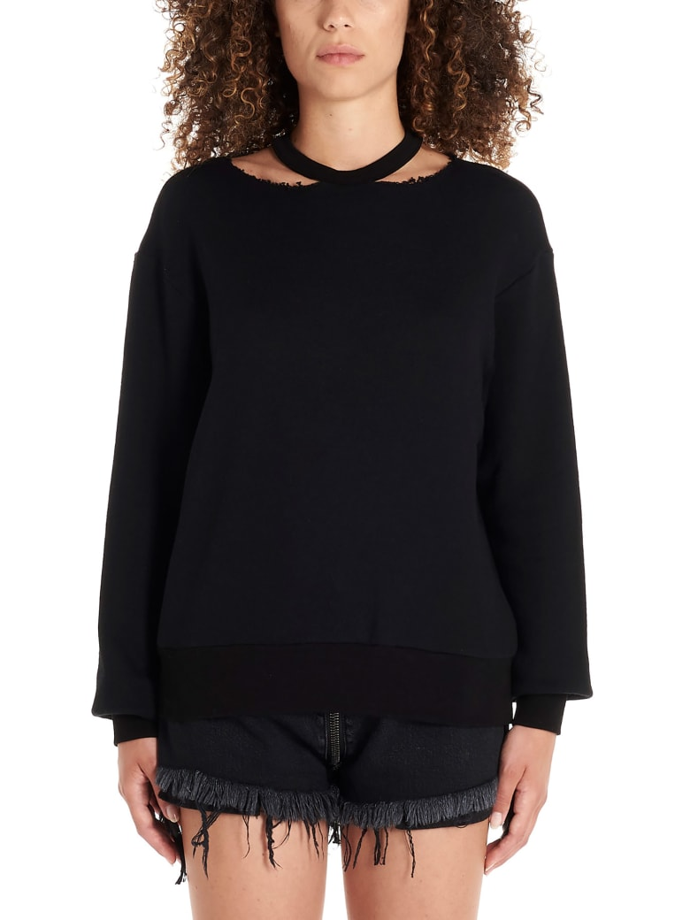 Ben Taverniti Unravel Project Sweatshirt - Black