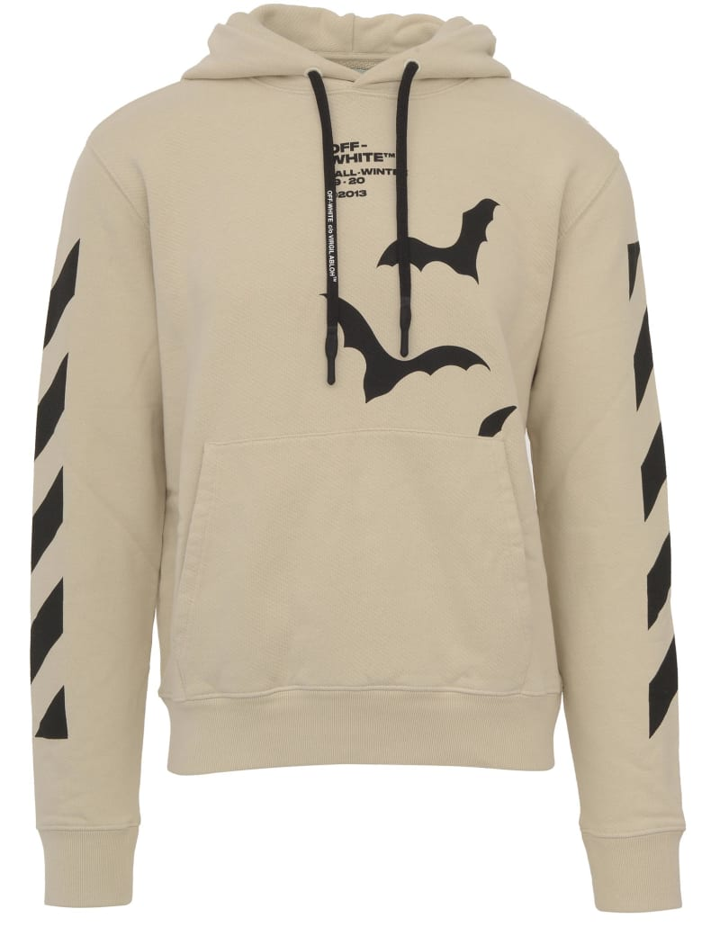 Off-White Sweatshirt - Beige