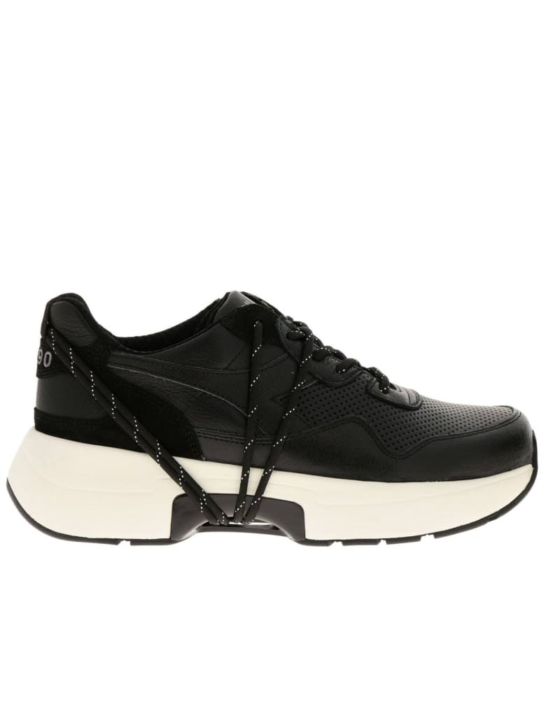 Diadora Heritage Sneakers Shoes Women Diadora Heritage - black