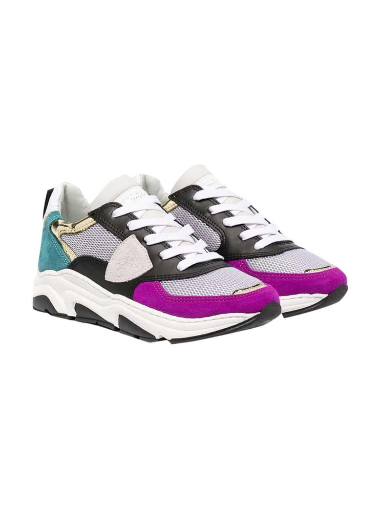 Philippe Model Sneakers Eze - Fuxia