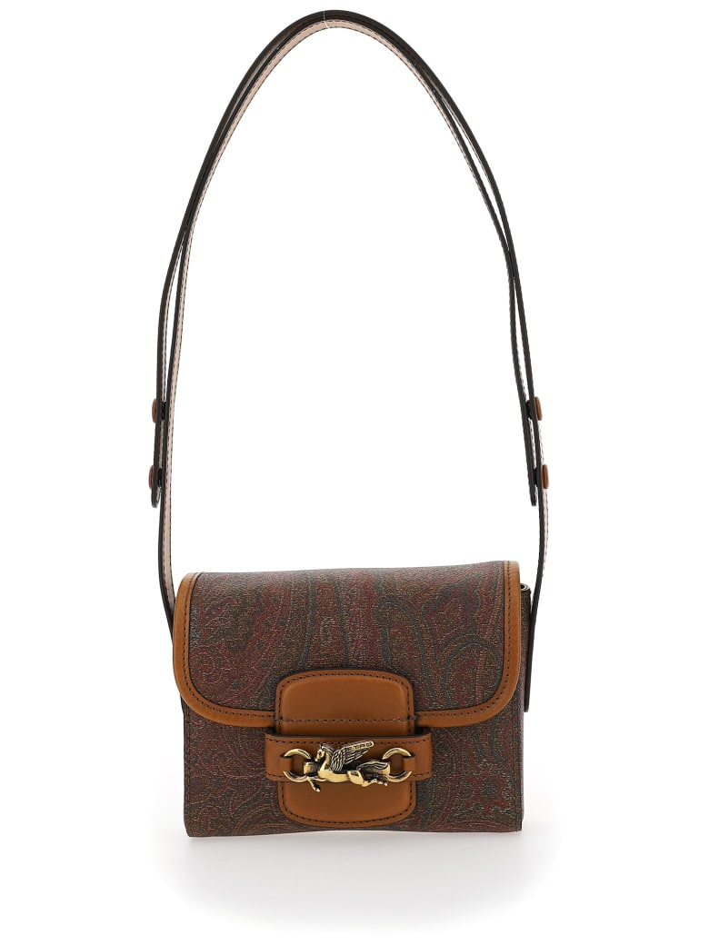 Etro Shoulder Bag - Brown