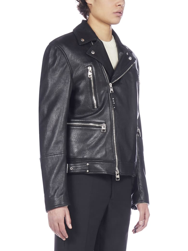 Alexander Mcqueen Leather Jackets Italist Always Like A Sale