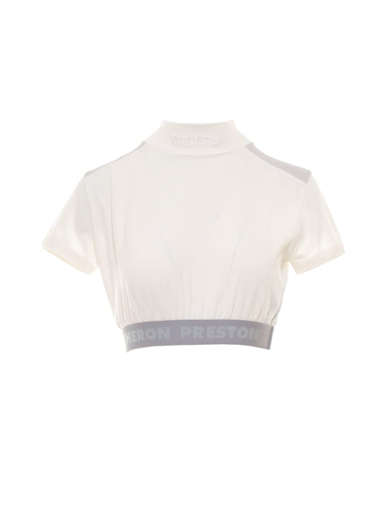 HERON PRESTON Top - White