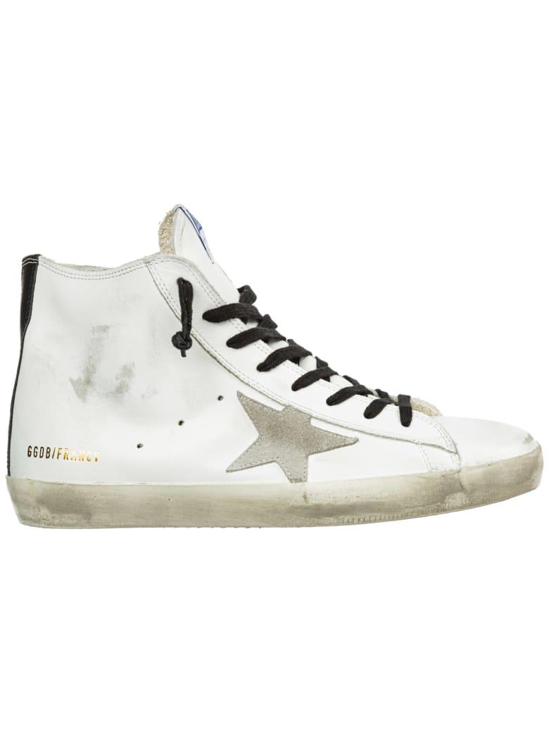 Best price on the market at italist   Golden Goose Golden Goose Francy High top Sneakers