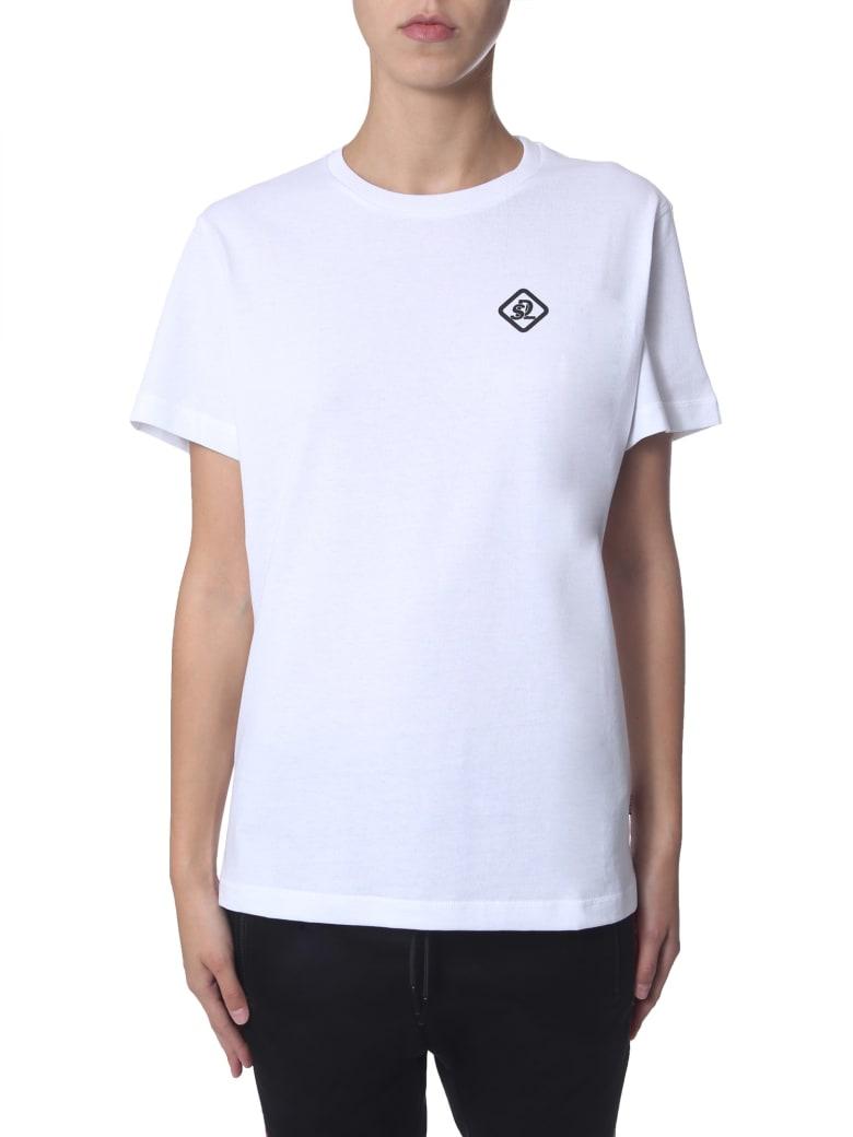 Diesel Cc-t-diego-cola T-shirt - BIANCO