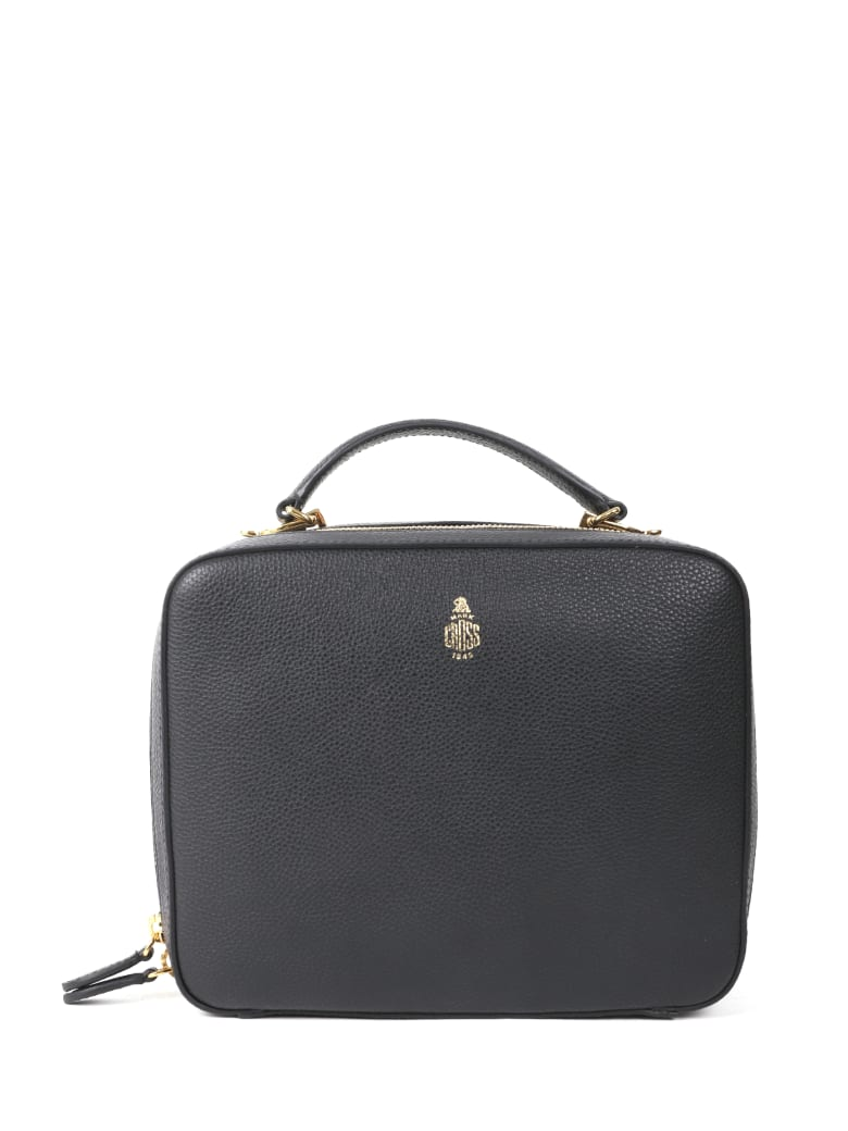 Mark Cross Black Laura Bag - Black