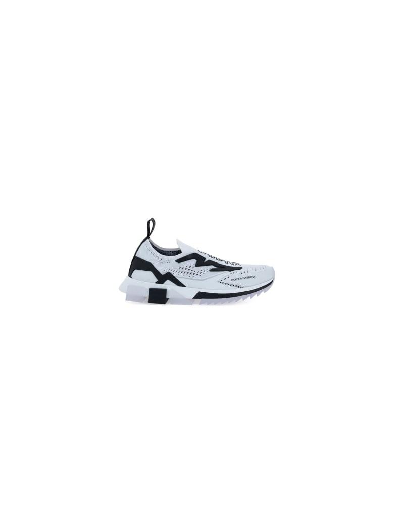 Dolce & Gabbana Dolce&gabba Sneakers - Bianco/nero
