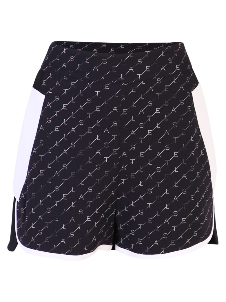 Stella McCartney Branded Shorts - Blue