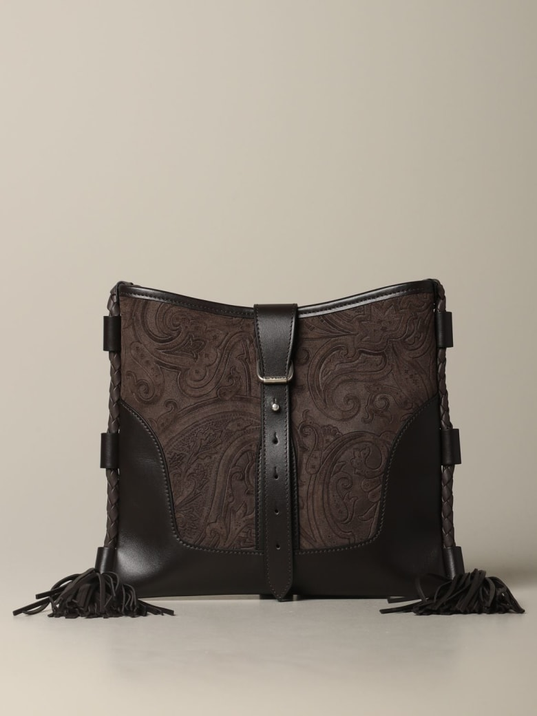 Etro Shoulder Bag Shoulder Bag Women Etro - brown