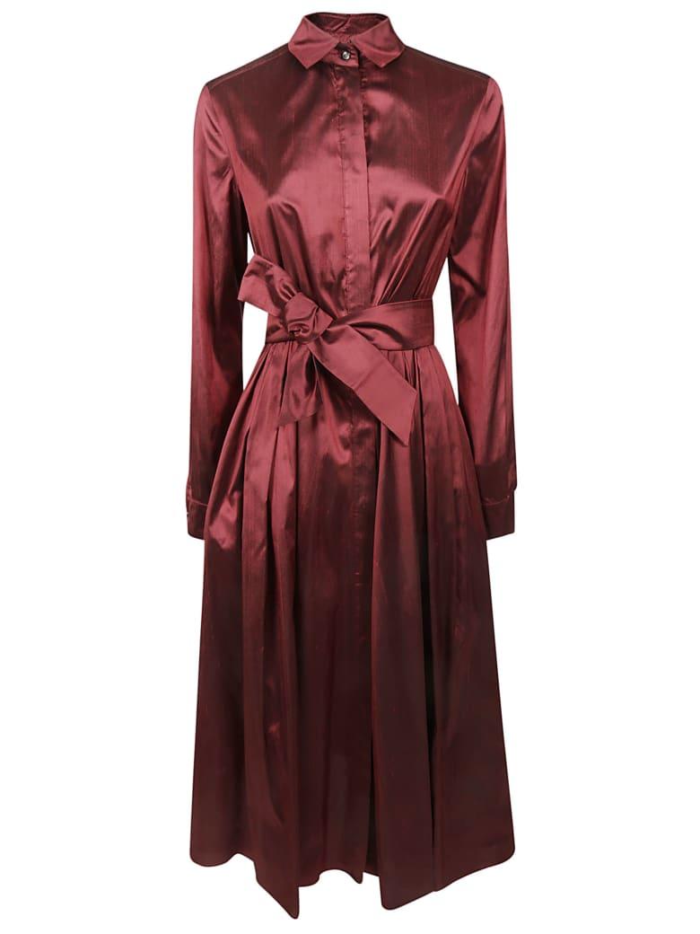 Max Mara Pianoforte Flared Shirt Dress