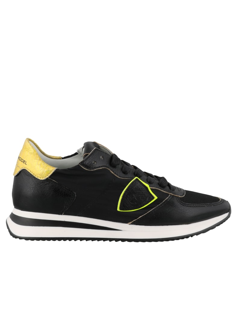 Philippe Model Trpx Sneakers - Black