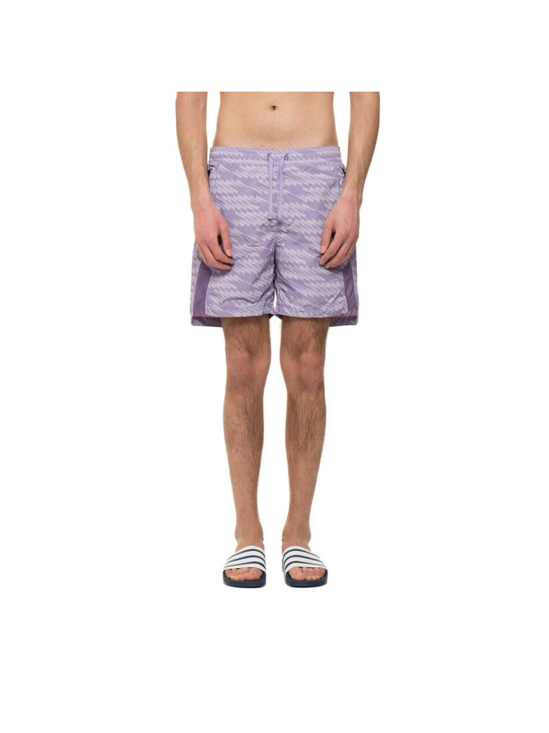 Stone Island Shadow Project Shorts - Pink