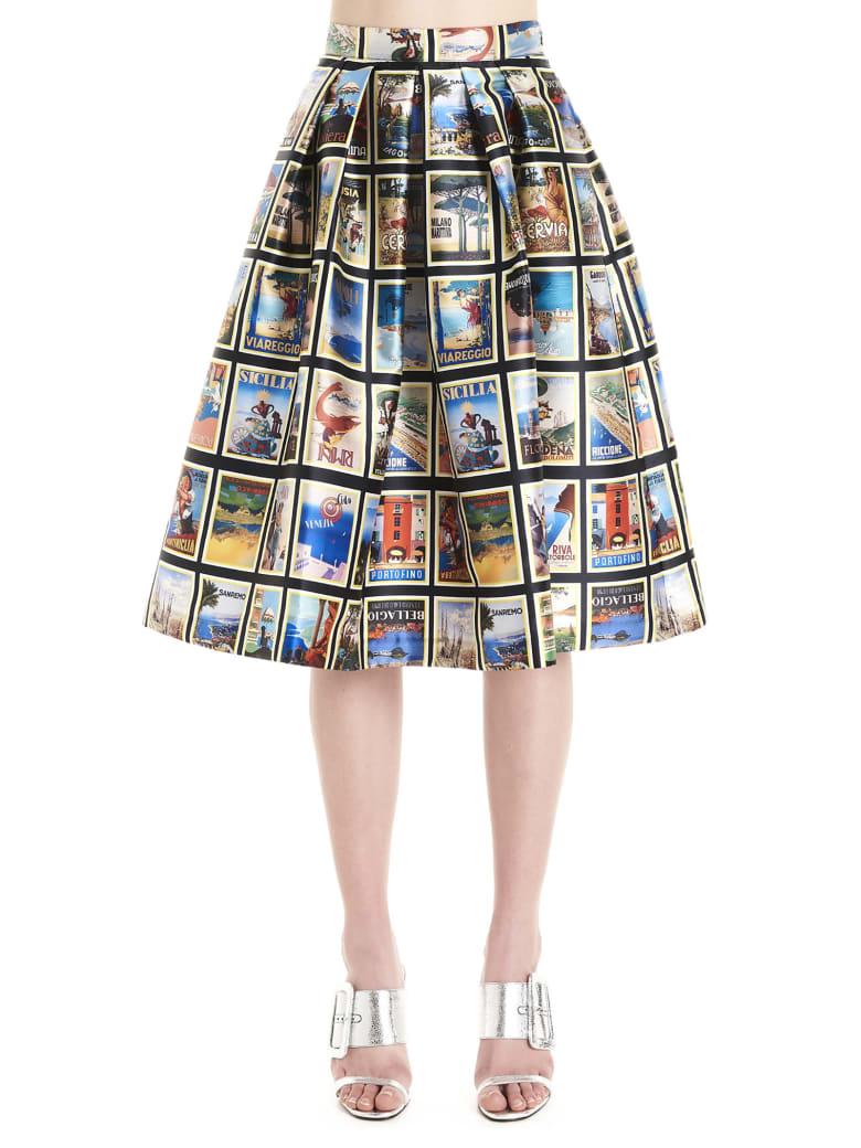Ultrachic 'dolce Vita' Skirt - Multicolor
