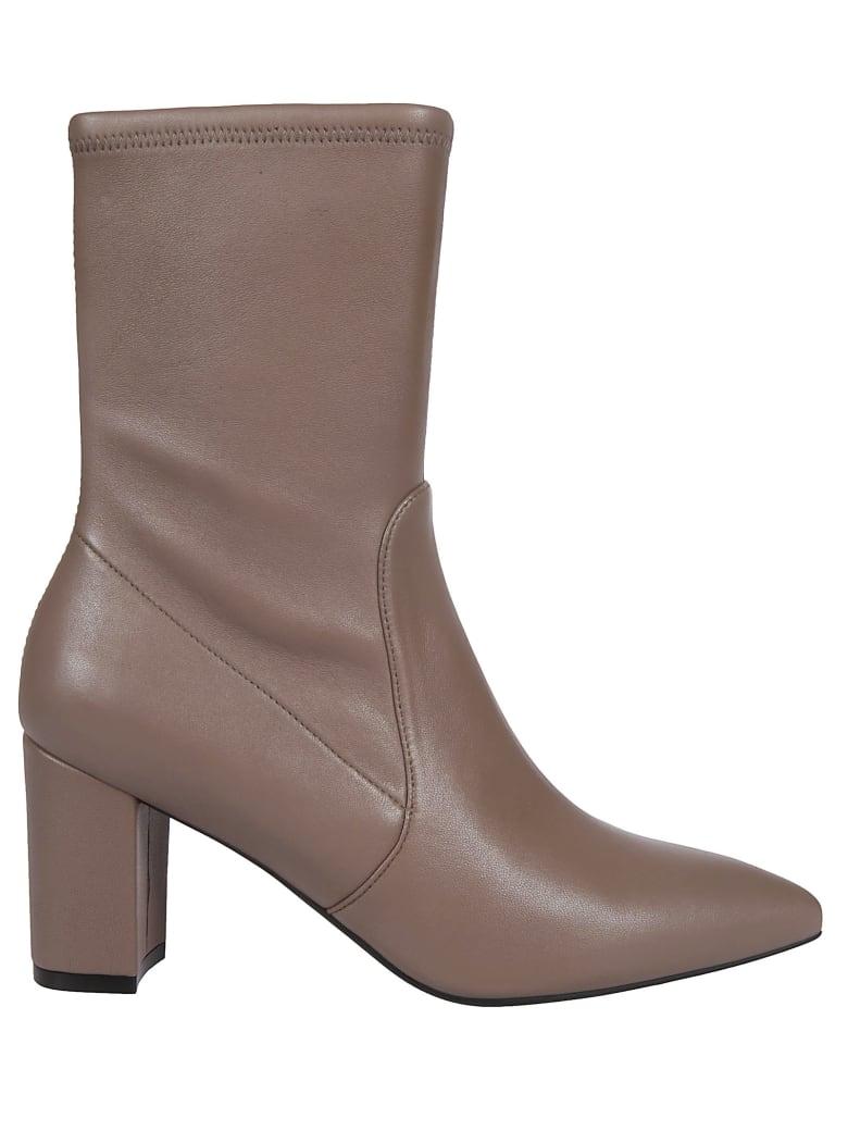 Stuart Weitzman Landry Ankle Boots - taupe