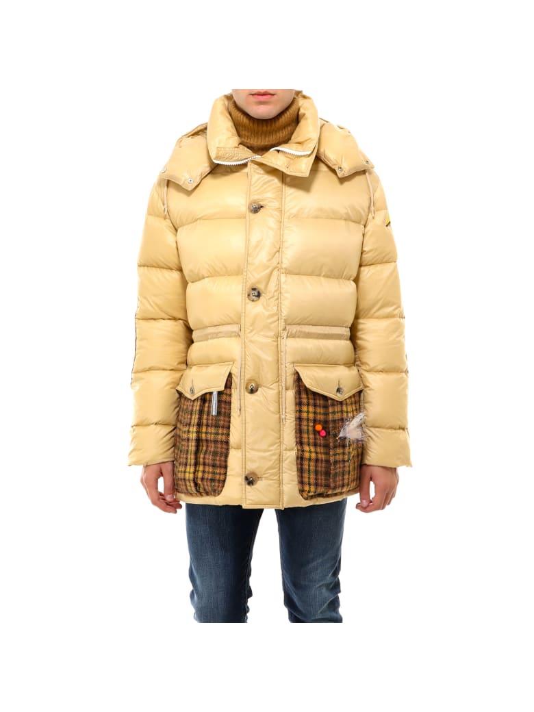 Golden Goose Winter Jacket Isao - Beige