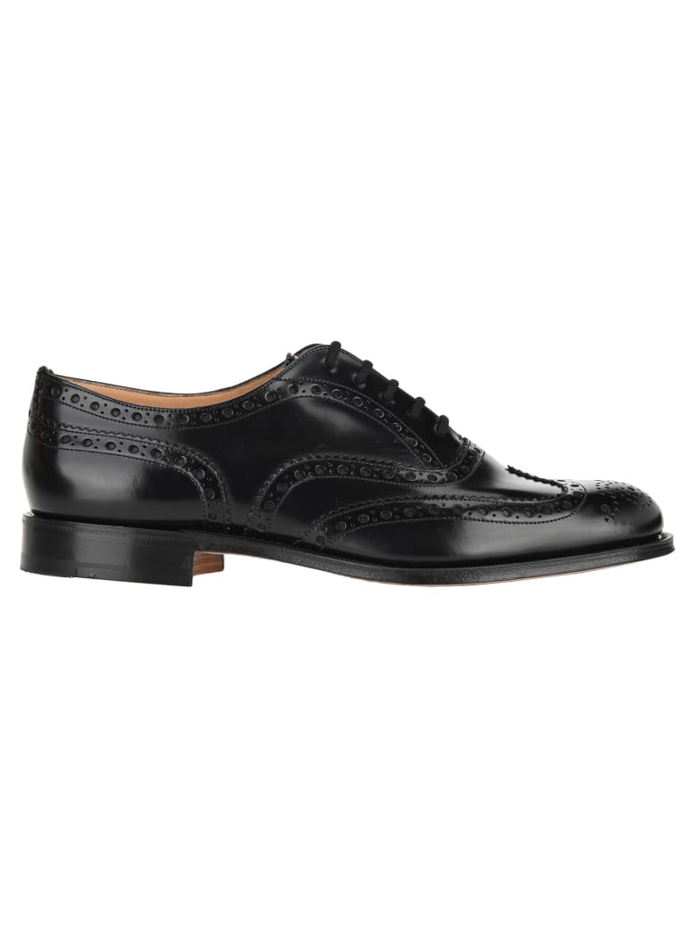 Church's Burwood 2 Oxford Shoes - BLACK