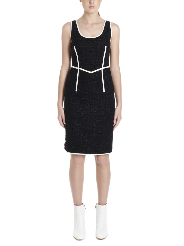 Boutique Moschino Dress - Black