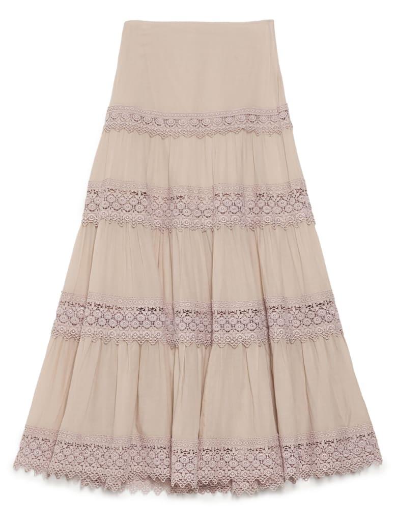 Charo Ruiz 'ruth' Skirt - Beige