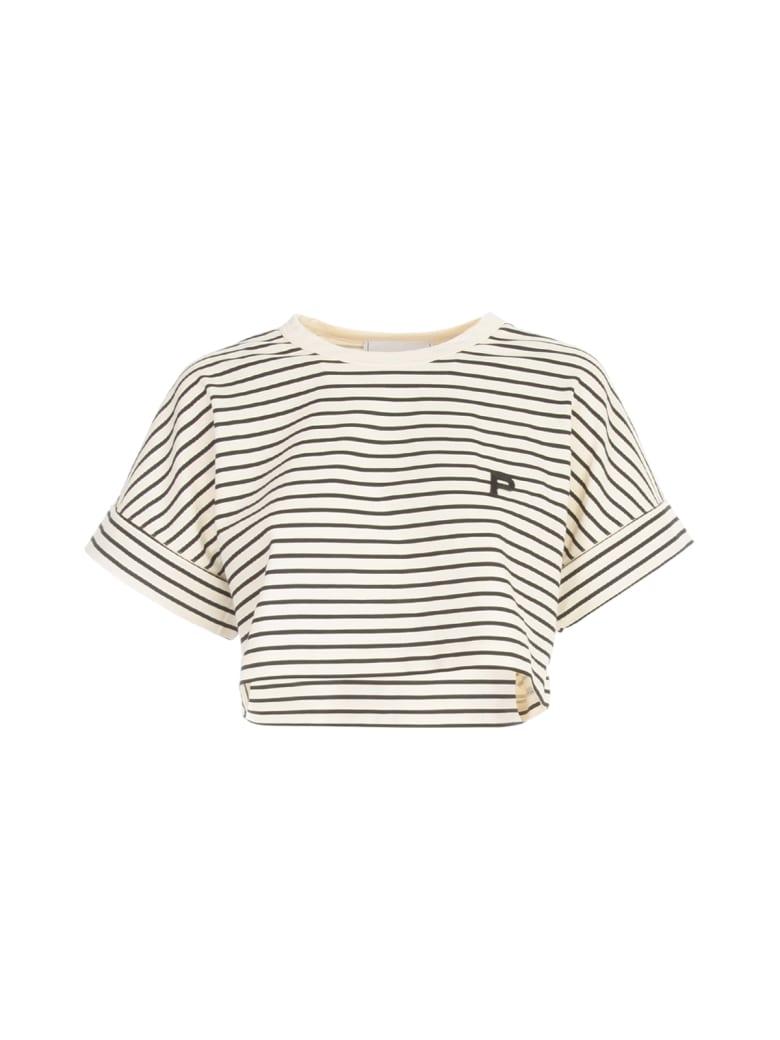 Philosophy di Lorenzo Serafini Short S/s T-shirt - Beige