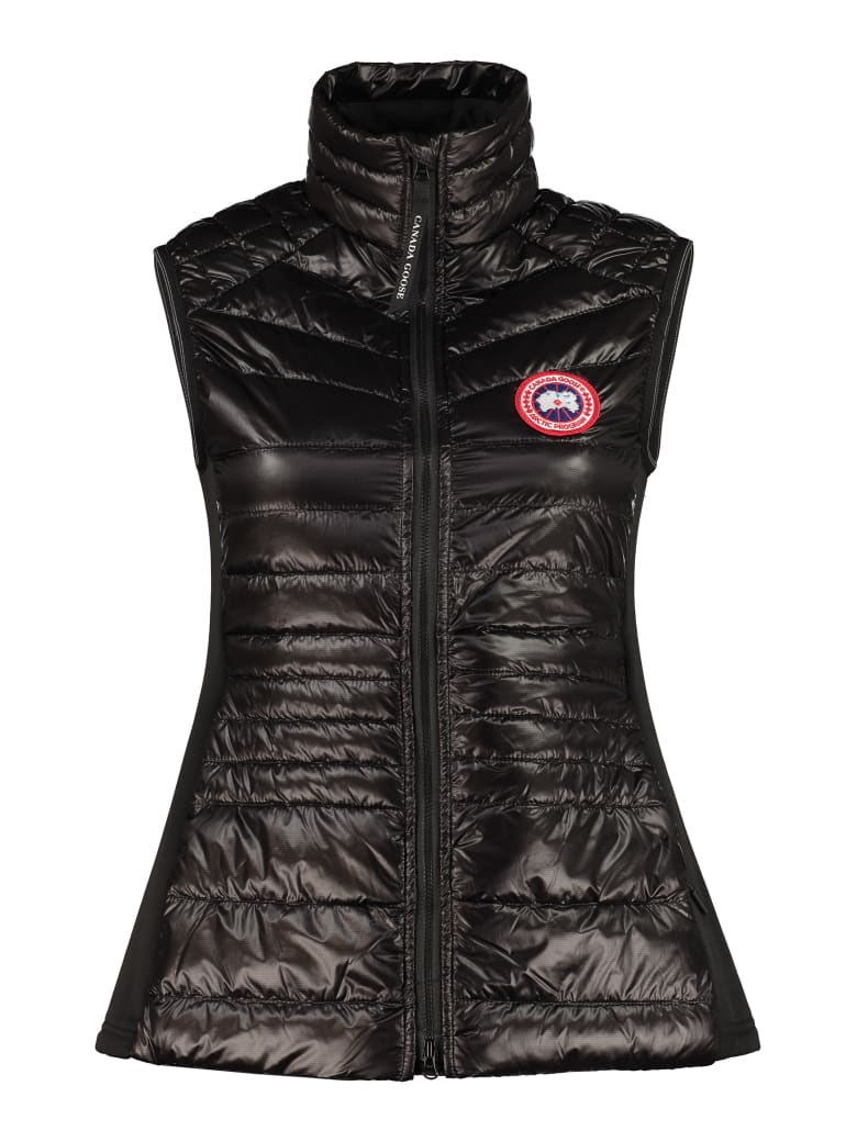 Canada Goose Hybridge Lite Bodywarmer Jacket - black