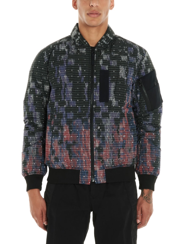 Stone Island Shadow Project 'dpm-chine' Jacket - Multicolor