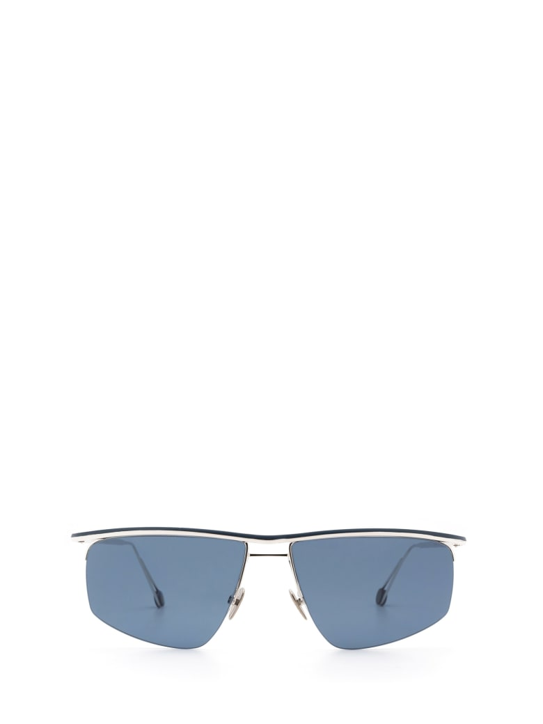 AHLEM Ahlem Place Des Pyrenees White Gold Sunglasses - WHITE GOLD