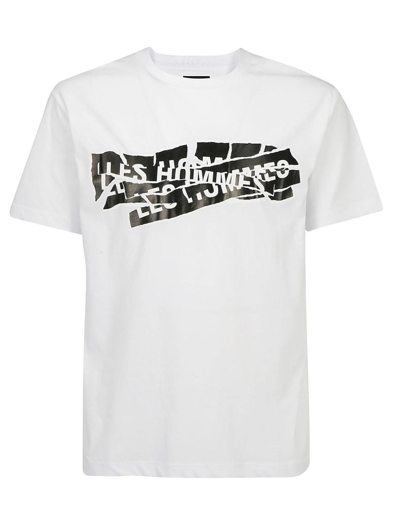 Les Hommes T-shirt - White