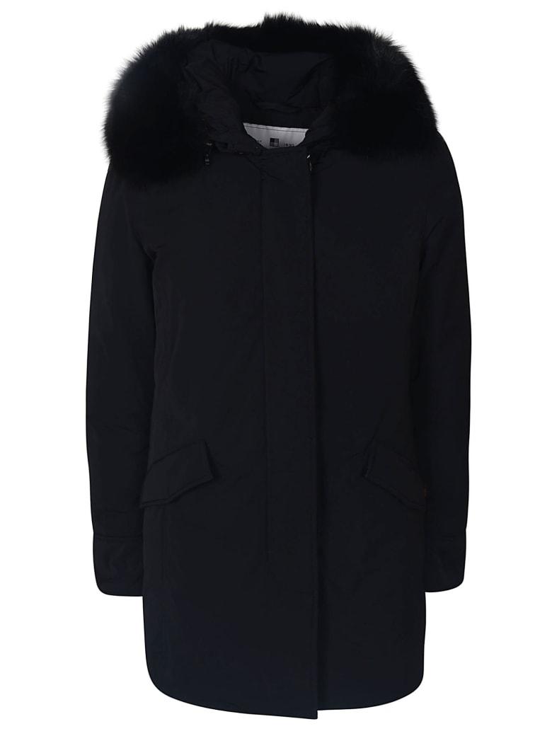 Woolrich Coat - Black