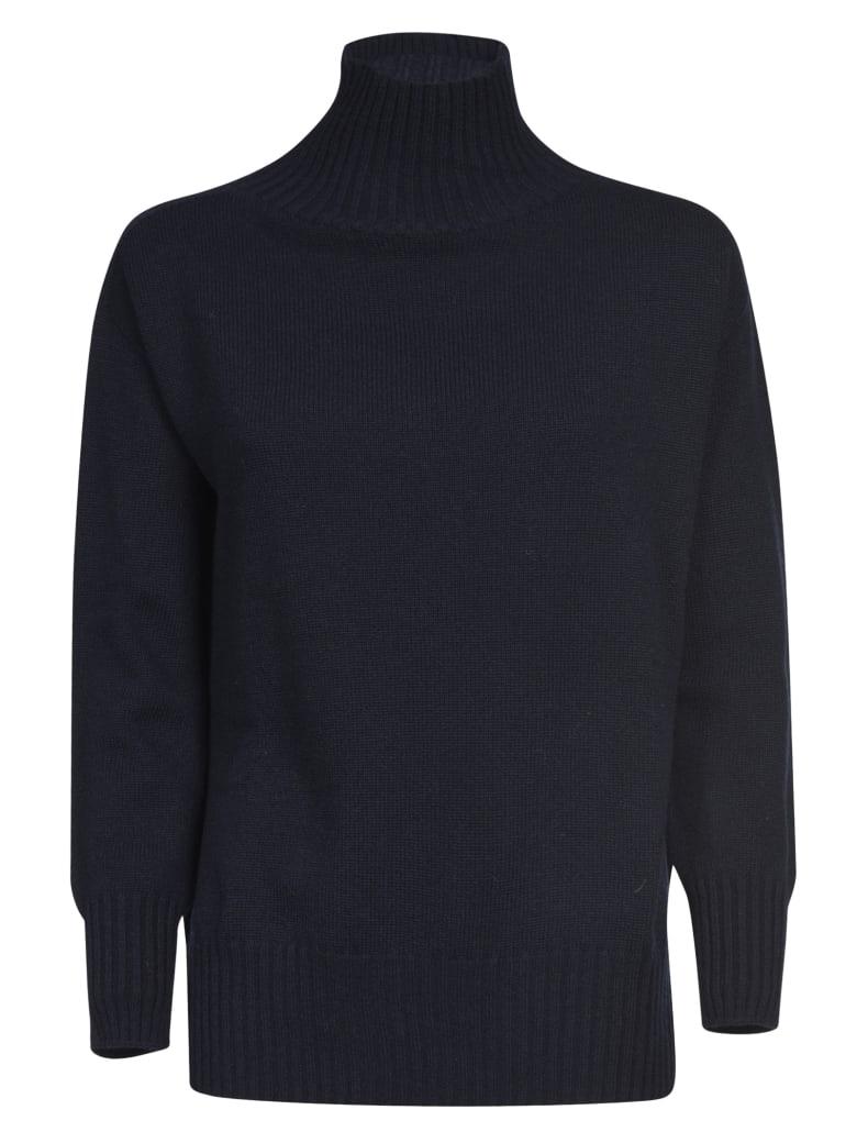 Max Mara The Cube Roll Neck Sweater - Blue