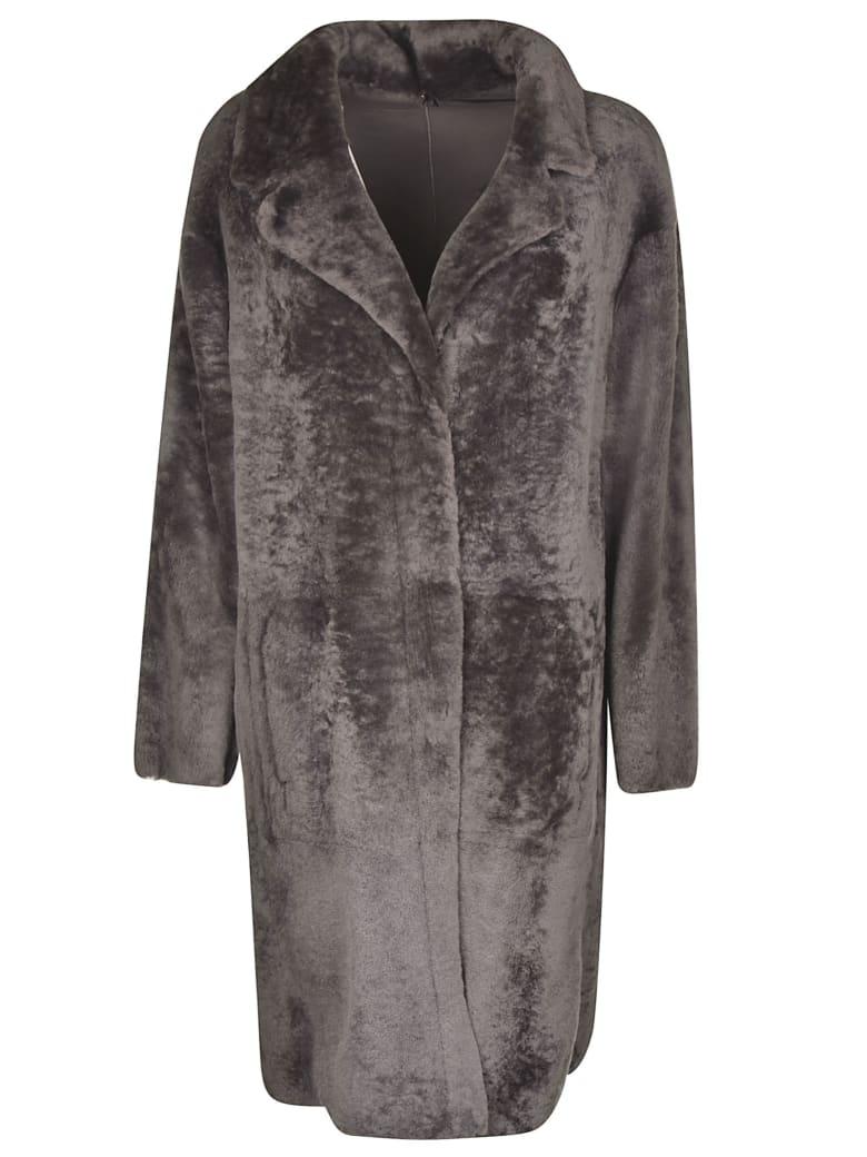 DROMe Reversible Fur Coat - D019