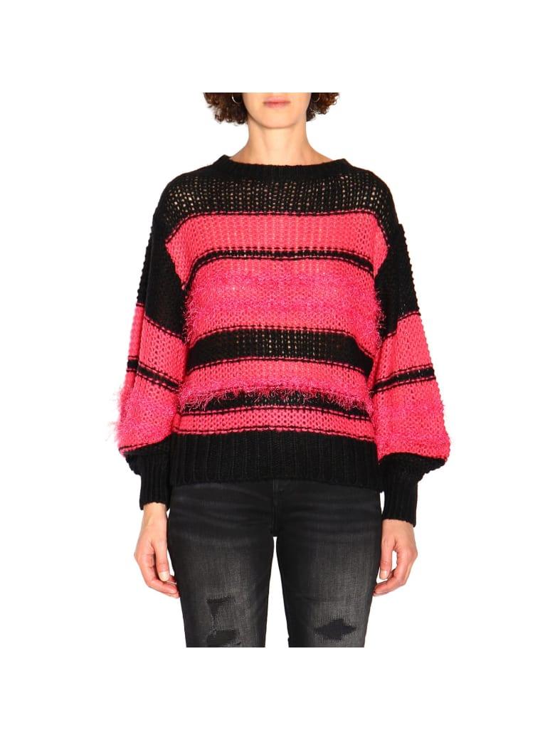Armani Collezioni Armani Exchange Sweater Sweater Women Armani Exchange - fuchsia