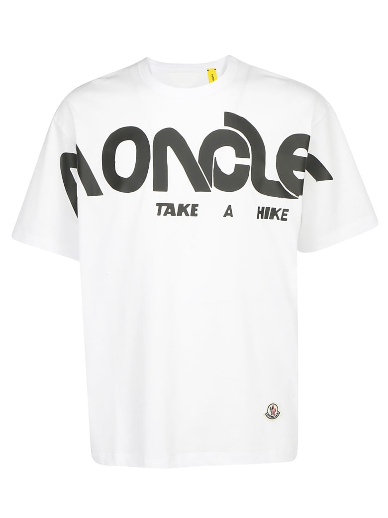 Moncler T-shirt - White