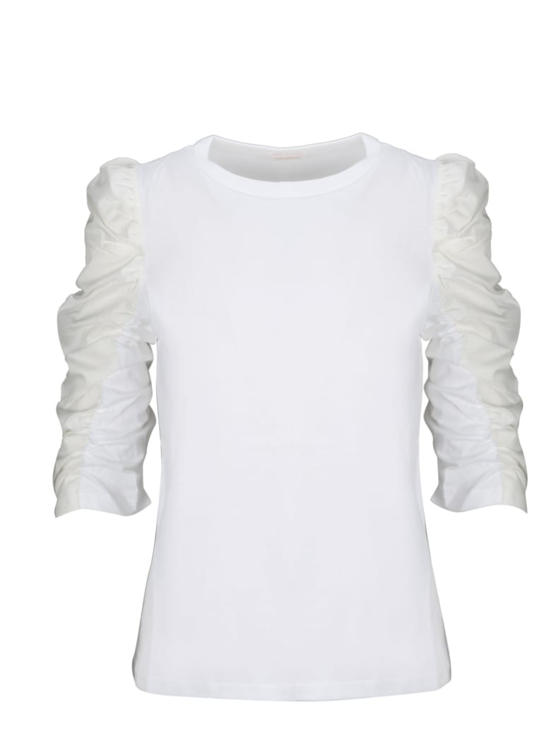 See by Chloé Sweater - White