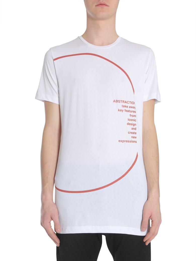 Diesel Black Gold Ty-circle T-shirt - BIANCO