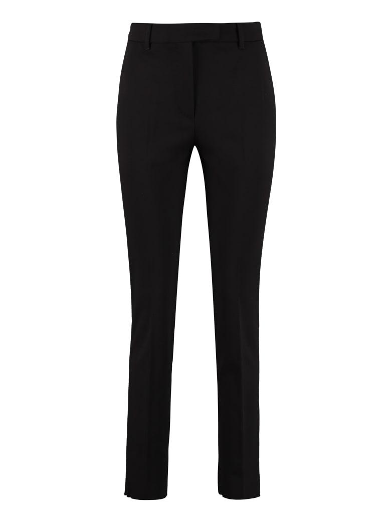 Max Mara Studio Rangon Jersey Trousers - black