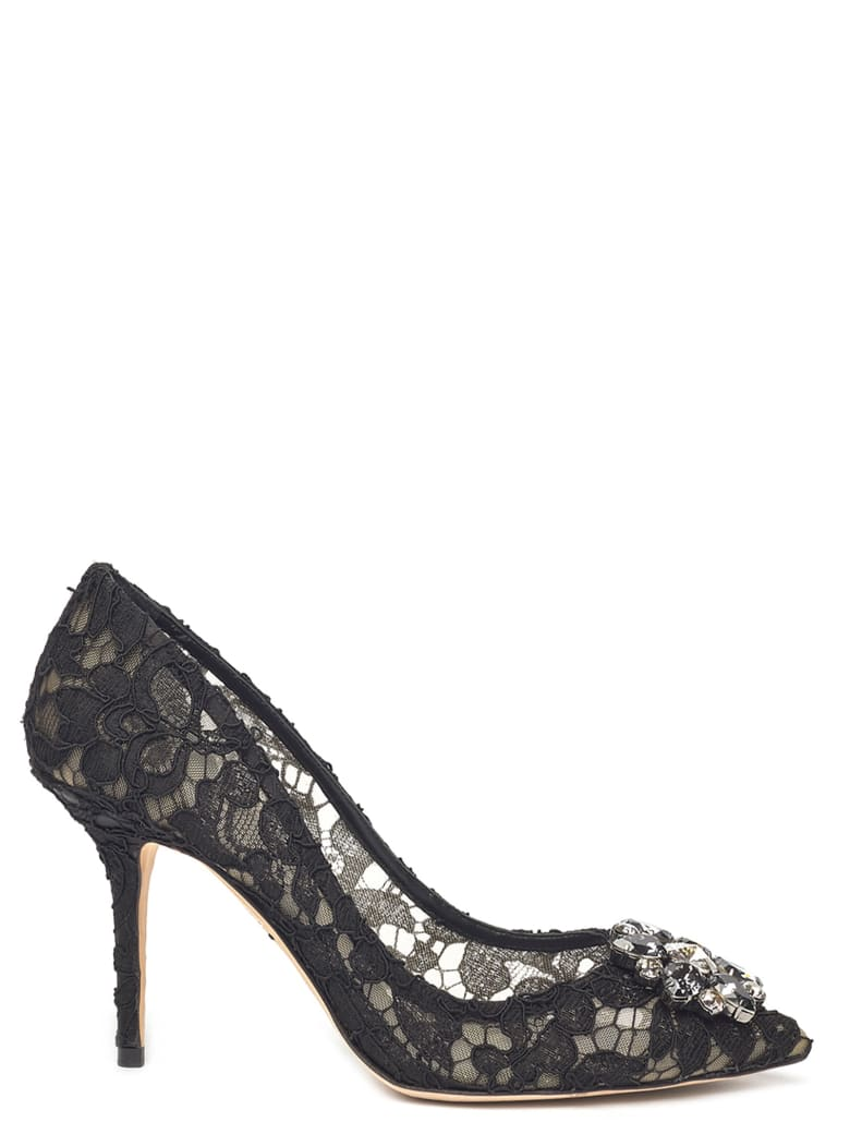 Dolce & Gabbana Shoes - Black