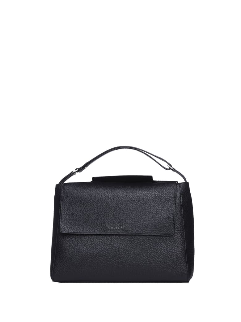 Orciani Orciani Sveva Shoulder Black - NERO