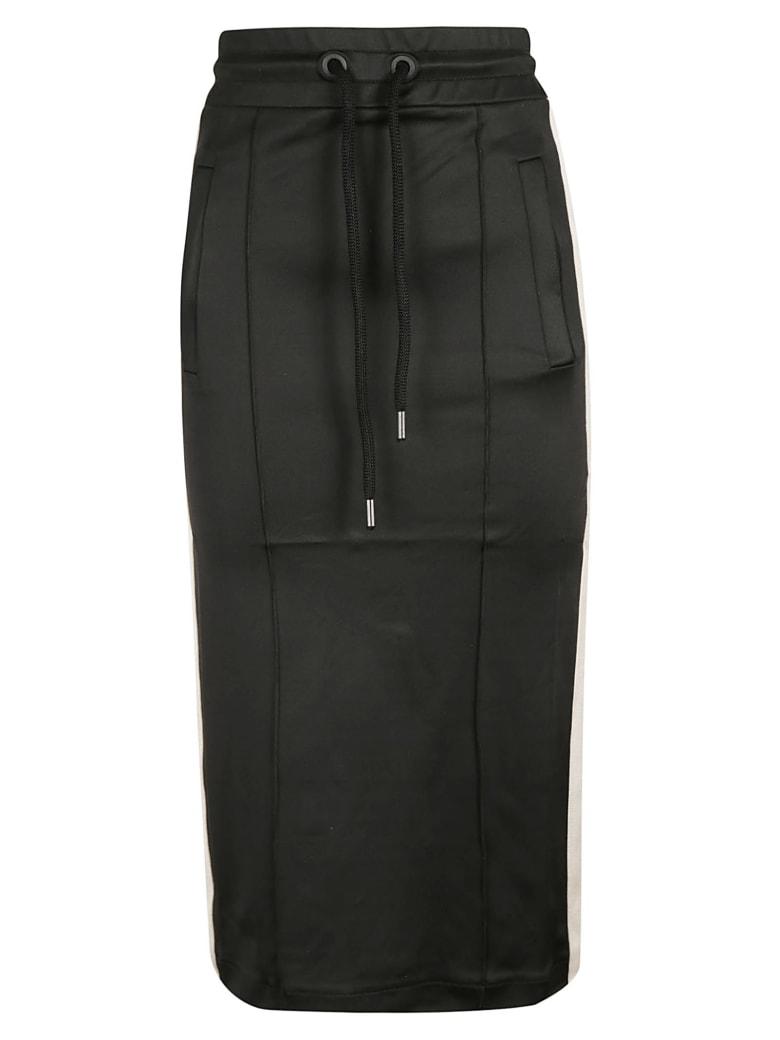 Palm Angels Pencil Track Skirt - Black